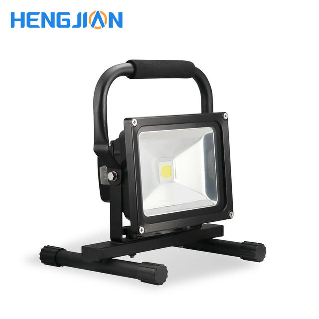 ITS Rechargeable Led Floodlight 20w Portable Die Casting Garden Light