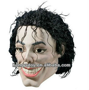 Realistic Michael Jackson mask custom latex famous person mask