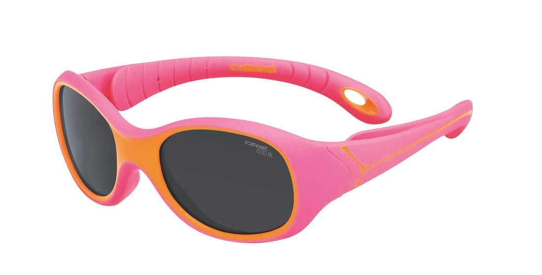 e6d82e808b Get Quotations · Cebe CBSKIMO12 S-Kimo (Age 1-3) Fuchsia Orange Sunglasses