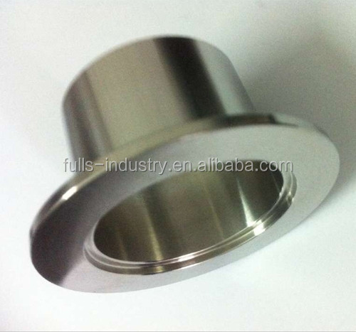 Sanitary Stainless Pipe Fittings/KF stainless steel vacuum flange joint