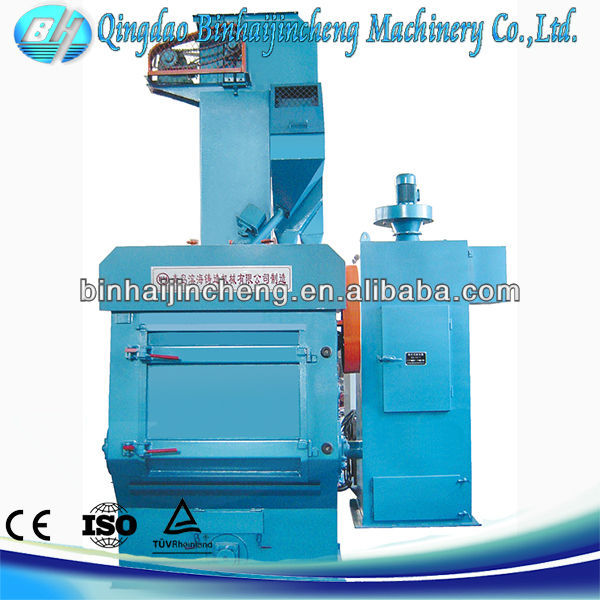shot blasting machine in other metal &metallurgy machinery