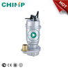 "CHIMP QDX series 2.2kW 4"" china auto irrigation electric submersible pump"