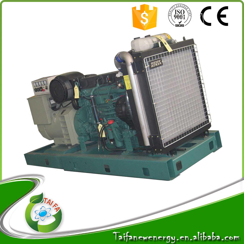 TAD1241GE 375KVA / 300KW diesel generator set VOVLO with competitive price
