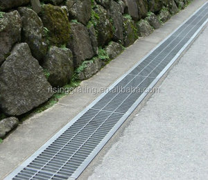 metal flooring grating drain trench/manhole cover