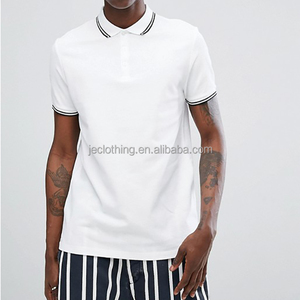High Quality Wholesale Custom Blank Pique Cotton Polo shirt