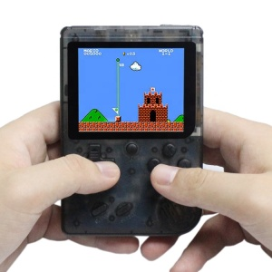"400 Portable retro-FC tv video game player 3.0"" inch handheld mini video game console for Kids"