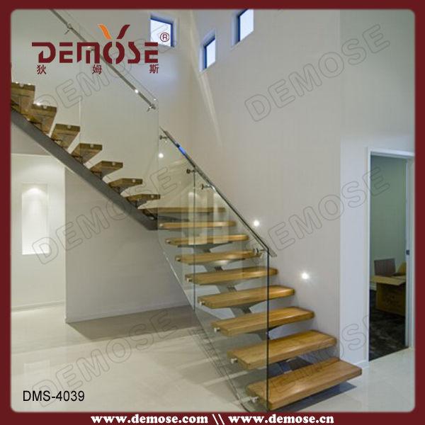 madera maciza cubierta escalera diseos escaleras diseo de interior stringer quilla para escalera