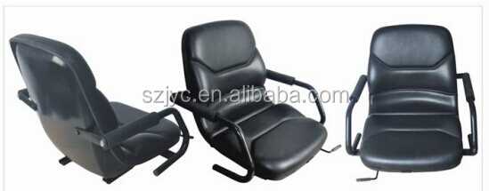 Made In China Tractor Driver Seat Part With Headrest Armrest Safety Belt YY13-B