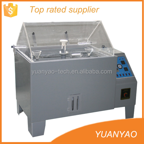 Salt PH 6.5~7.2 type salt fog test cabinet price