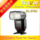 Professional accessories manufacturer camera flash parts SL-576C for canon camera flash 600