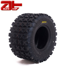 Replacement Racing ATV Quad Tires, 22x7.00-11Tubeless Natural Rubber Tyre