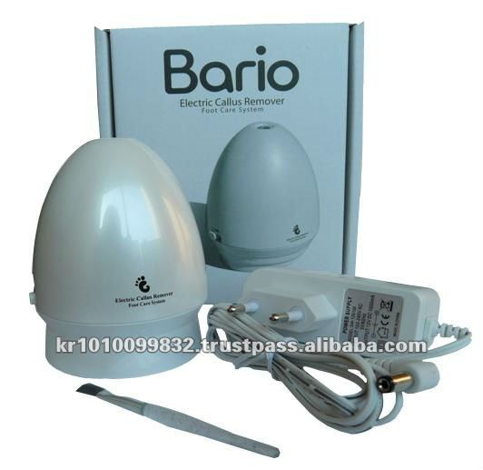 Bario_electric foot callus remover