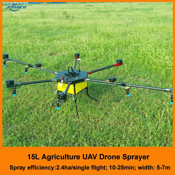 Heavy Lift Agricultural UAV Drone Agriculture Sprayer