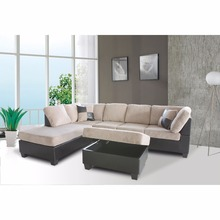 Living Room Furniture Sets Cheap Sectional Fabric Sofa Bed