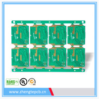 Google OEM design electronic circuit test board Four Layer rigid pcb