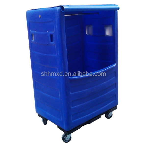 Plastic Laundry Cage Trolley Buy Laundry Trolley Laundry