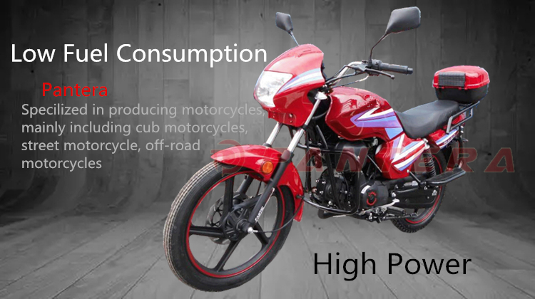 Motorcycle 50cc Engine 110cc Gasoline Street Motorcycles
