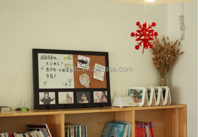 Manufacture Wooden Frame Pin Board For Decoration,Whiteboard,Cork ...