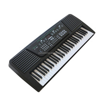 Customized number of music rhythm and customized size electronic piano