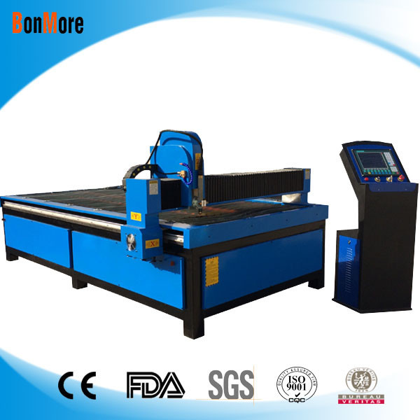 Hot sale 1530 CNC Plasma Metal Cutting Machine for Heavy Industry with CE metal cutting stainless steel