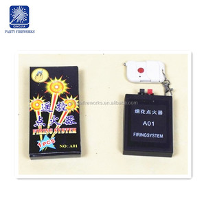 A01 fireworks remote control pyrotechnic wireless fireworks firing system