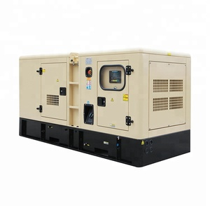 Super soundproof diesel power plant 120kw 150kva electric silent power generator