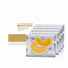 Popular New Arrival Product Amarrie Non-toxic 24k Gold Collagen Crystal Lint Free Under Eye Gel Patch Pad Eye Mask Manufacturer