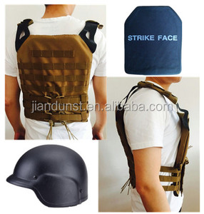 used bulletproof vest plate carriers