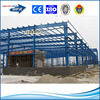 light steel truss multi-storey prefab steel structure warehouse building