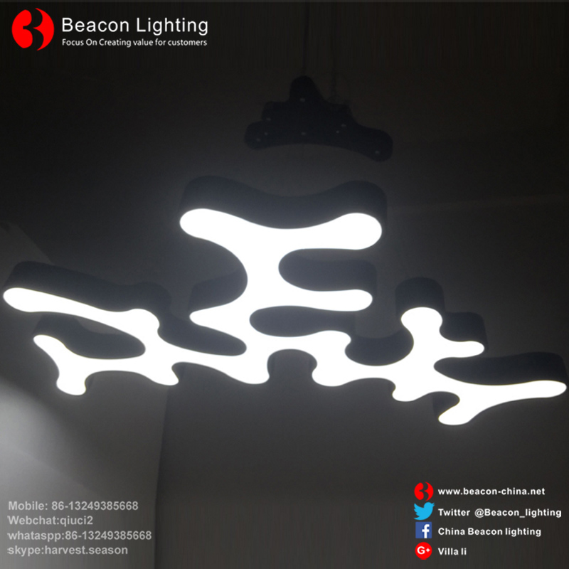 Individualized Design lights ceiling lamp for hotel project