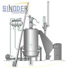 clean Coal gasifier machine Gas melting furnace double stage coal gasifier