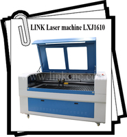 Best service 1490 1610 wood pen laser engraving machine/laser cutting machine co2