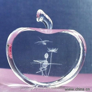 crystal apple the best kids birthday gifts with fashionable styles