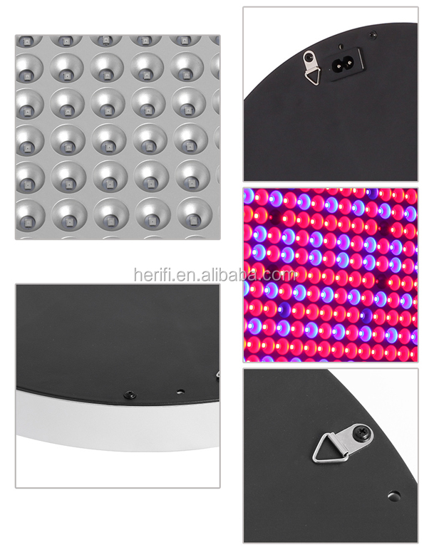 Small Power 50W LED Grow Light UFO Lamp Full Spectrum Indoor Plants Growing Lamp