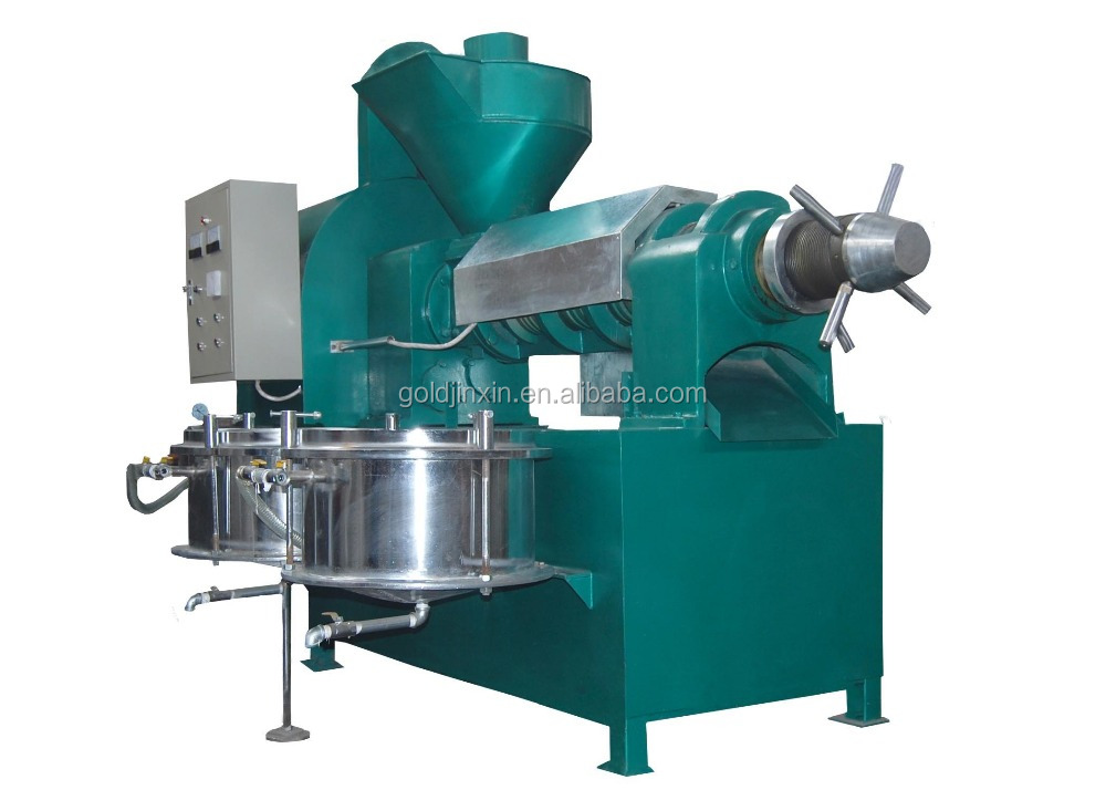 High efficiency mini oil press machine with factory price