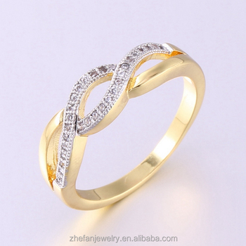 China Supplier Saudi Arabia Gold Wedding Ring Price Latest Designs