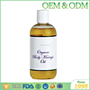 OEM body essential oil pure natural plants oil extraction body massage oil for women