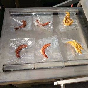 chicken feet automatic vacuum packing machine HJ-TSSB