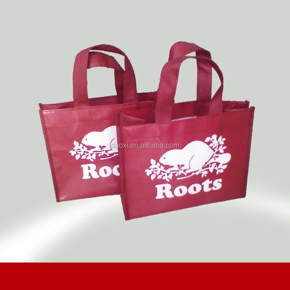 2016 cheap price non woven customized shopping bags for promotion