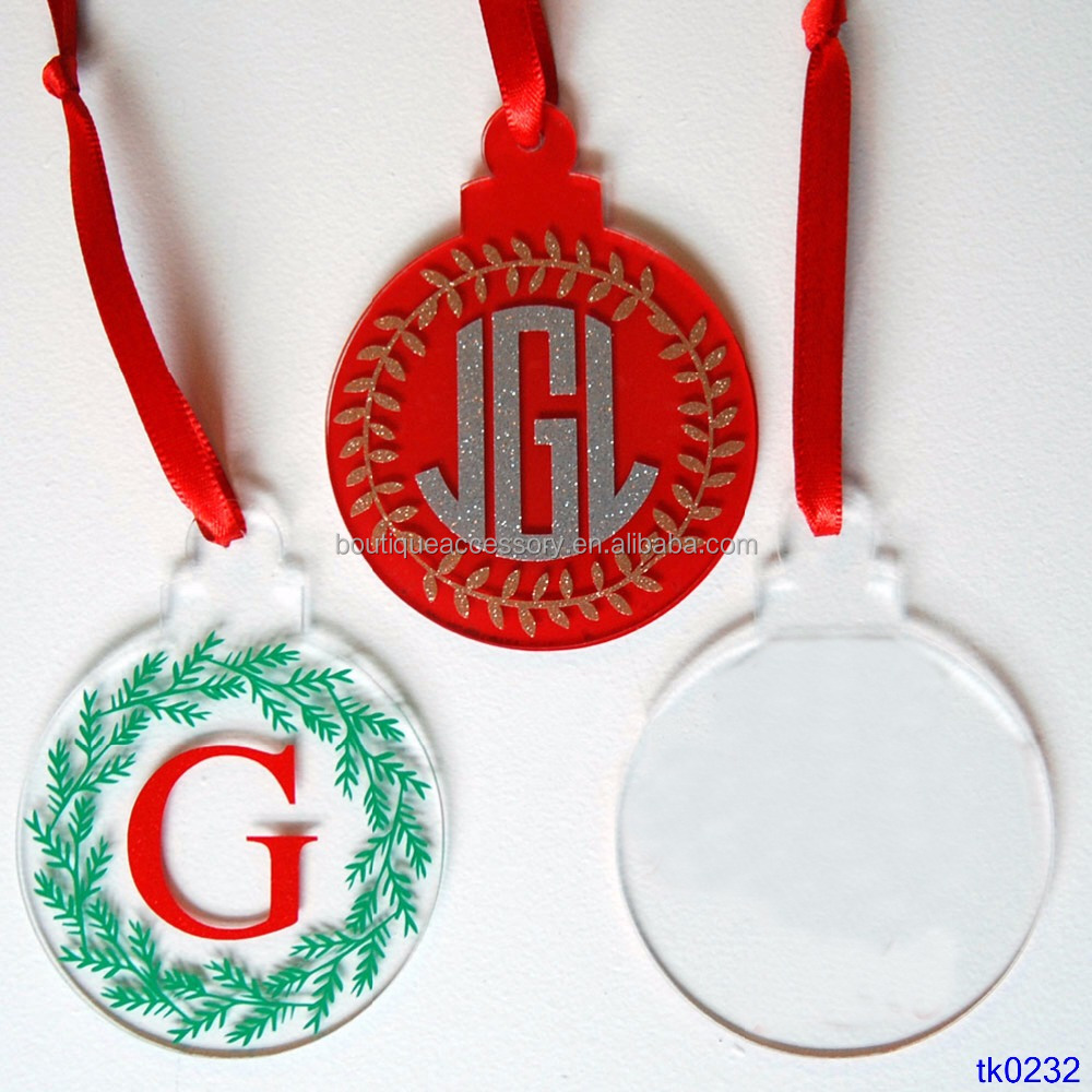 Personalized Christmas Ornaments, Personalized Christmas Ornaments  Suppliers And Manufacturers At Alibaba