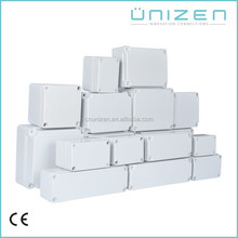 Unizen precision custom waterproof aluminum electric box ABS boxes