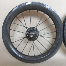 14 inch bmx racing kids bike wheels 32-40H Spoke Hole and Carbon Wheel Material kids bike wheels