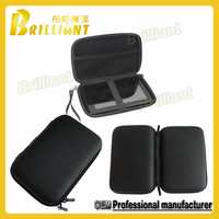 shockproof hard pu eva cases for laptop carrying