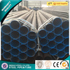 erw carbon iron pipe for gas and petroleum/black steel pipe/oiled surface treatment steel tube