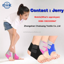 Children football,basketball,dancing, outdoors sports prevent sprain ankle bandages/ankle pad/ankle support