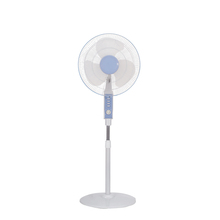 iso certification 220-240V low power consumption air cooler stand fan 16 inch