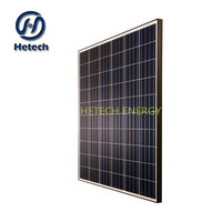 Waterproof ChinaLand Solar PV module energy 30v 260w 270w 275w 280w poly solar panels for home