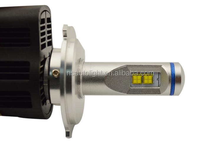 High Power 110w 10400 Lumen H4 Car Led Headlight