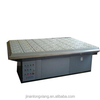 Lyd 2030 Downdraft Suction Table For Sale Dry Type