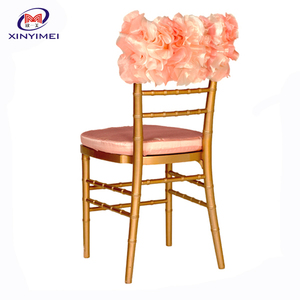 Manufacturer Sale New Design Popular Wedding Bridal Chair
